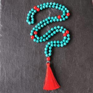 Mala turquoises