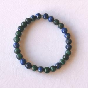bracelet azurite malachite