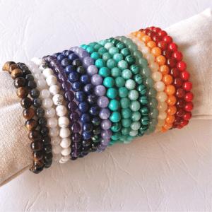 bracelets 7 chakras
